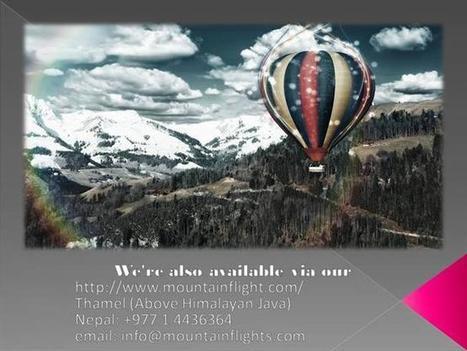 Mountain Flight | Local Flight Experts | Scoop.it