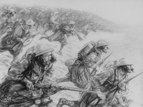 L'expérience de la Grande Guerre | L'art et la Première Guerre mondiale - 1ES 1 | Scoop.it