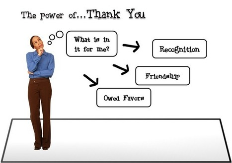 A Power of a Thank You - E-Learning Heroes | Peer to peer e-learning | Scoop.it