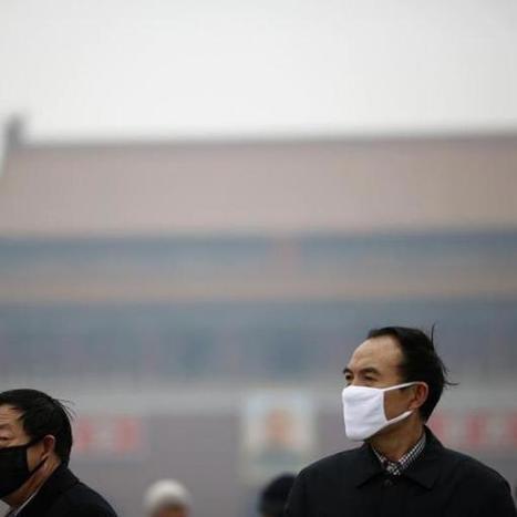 Pekín emite una alerta de contaminación por tres días de esmog ... | Desarrollo sustentable | Scoop.it