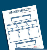 Persuasion Map - A Tool from ReadWriteThink | Persuasion and influence | Scoop.it