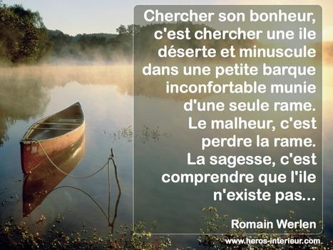 Chercher son bonheur... | Je, tu, il... nous ! | Scoop.it