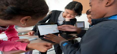 REGARDS SUR LE NUMERIQUE | Expérimentation numérique en classe de 6ème | Education et TIC aujourd'hui | Scoop.it