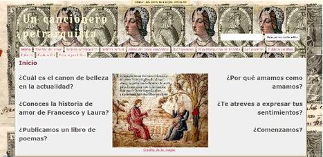 Entre Comillas: Un cancionero petrarquista | Literatura Europea Renacentista | Scoop.it