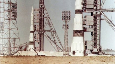 This Insane Rocket Is Why The Soviet Union Never Made It To The Moon | My Umbrella Cockatoo, TIKI | Scoop.it