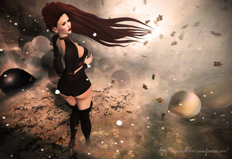 A positive attitude changes everything! | 亗  Second Life Fashion Addict  亗 | Scoop.it