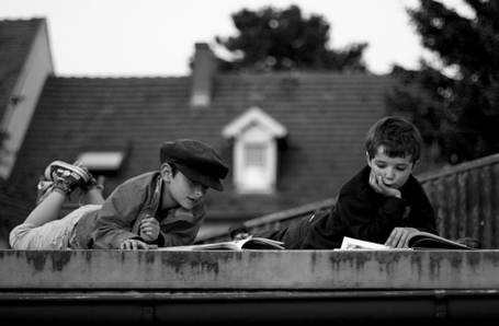 Boys and reading | Services to Schools | Boys and Reading | Scoop.it