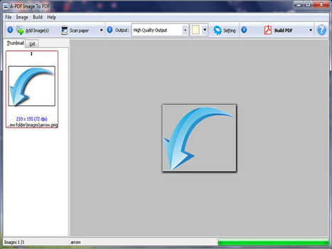 JPG to PDF - Convert JPG to PDF in Batches [A-PDF.com] | JPG to PDF - Convert JPG to PDF in Batches | Scoop.it