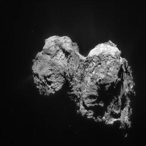 The comet 67P/Churyumov-Gerasimenko could be younger than expected | Astronomy | Scoop.it