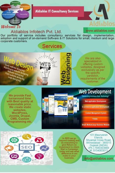 Aldiablos IT Consultancy Service - Boosting Your Business Worldwide | Aldiablos Infotech | Scoop.it