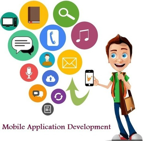 Golden Chance to Have Stunning Mobile Apps for Your Business by Mobile Application Development from Logistic Infotech | Mobile Application Development Company | Scoop.it
