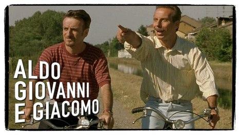 In bicicletta: Guarda le paperette! - Aldo Giovanni e Giacomo - urban.bicilive.it | bicilive.it World | Scoop.it