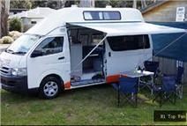 Tassie Motor Shacks Camper Rentals, Hire And Rental - Campervans, Nz Products & Services, Recreational Vehicles | New Zealand | Scoop.it