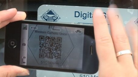 Historic Quincy Business District Uses QR Codes - WGEM | QR Code Art | Scoop.it