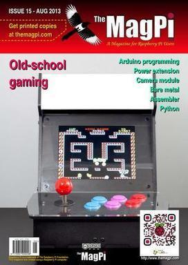 Issue 15, Aug 2013 : The MagPi | STEM | Scoop.it