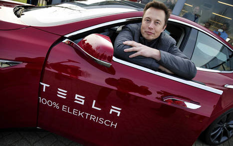 Tesla ridefinisce anche Industria 4.0 | Ecosistema XXI | Scoop.it