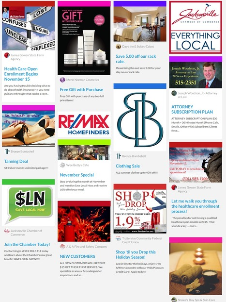 Introducing Best Value Deals & Offers from Local Businesses in Jacksonville, AR   Discover the best Online Deals, Offers & Current Events Online in your Area   Scoop.it