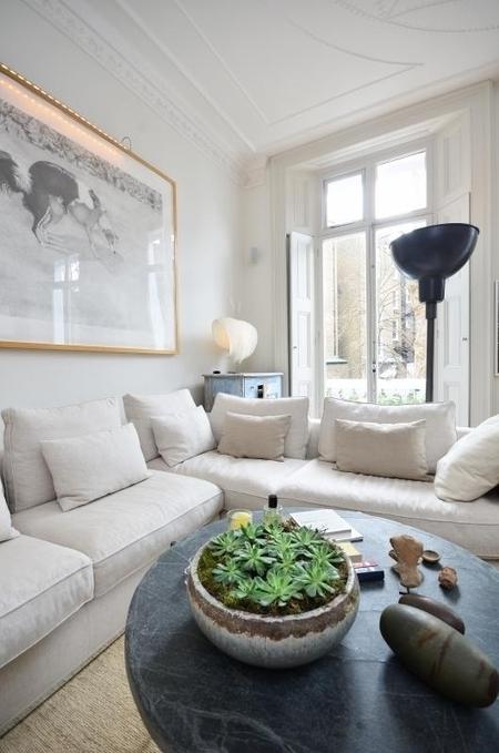 { Visite Déco } Un magnifique appartement à Londres   DecoCrush blog déco, idées déco   décoration & déco   Scoop.it