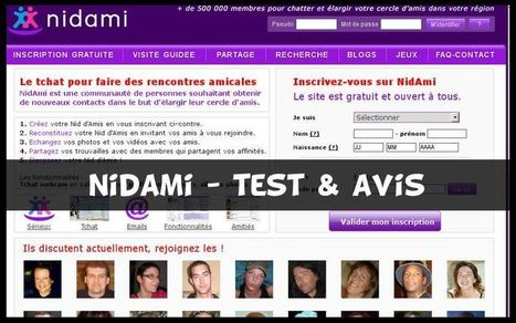 Nidami - Test & Avis | Divers | Scoop.it
