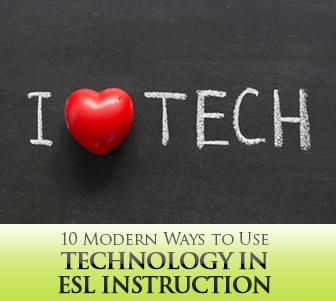 10 Modern Ways to Use Technology in ESL Instruction | E-learning ideas | Scoop.it