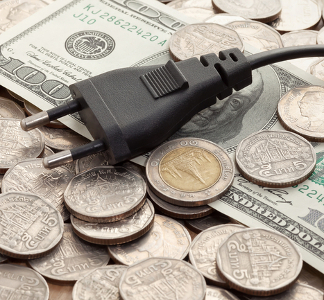 Green IT : les objets connectés font exploser la facture d'électricité | D&IM (Document & Information Manager) - CDO (Chief Digital Officer) - Gouvernance numérique | Scoop.it