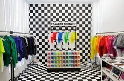 Pantone Colorwear sceglie Parigi per il primo pop up store europeo - Moda on Line | Retail News in Italiano | Scoop.it