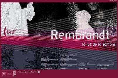 Rembrandt, la luz de la sombra - Rincón didáctico de Ciencias Sociales | arte comunicacion diseño | Scoop.it