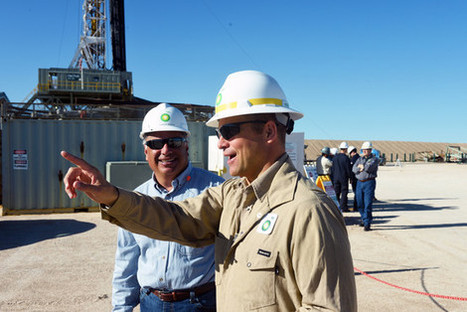 Too Big to Frack? Oil Giants Try Again to Master Technology That Revolutionized Drilling | EconMatters | Scoop.it