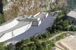 Romanche-Gavet : quand 1 centrale hydroélectrique en remplace 6   Le groupe EDF   Scoop.it
