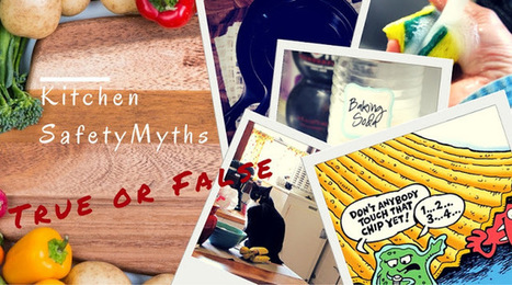6 Kitchen Safety Myths – Busted! | House cleaning | Scoop.it