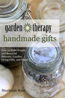 Book Preview & Giveaway ~ Garden Therapy HandmadeGifts | Grown Green Gardens | Scoop.it