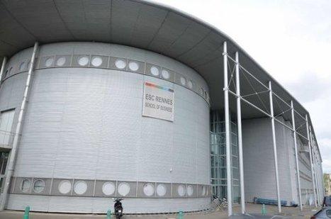Ecoles de commerce.  La belle place européenne de l'ESC Rennes | ESC Rennes, Education Supérieure et Associations d'anciens | Scoop.it