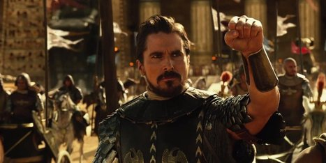 See The First Trailer For 'Exodus: Gods And Kings' | Christianity | Scoop.it