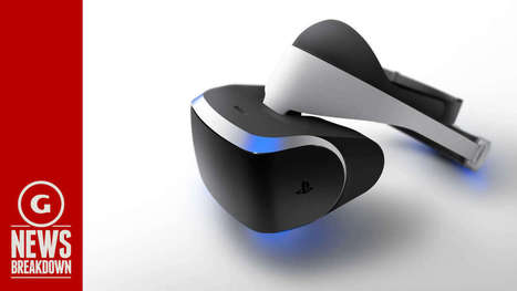 GS Breakdown - First impressions of Sony's Project Morpheus, how does it stack up to Oculus Rift? | Virtual Reality - Oculus Rift | Scoop.it