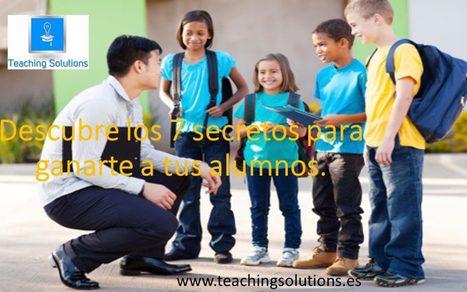 Cómo relacionarse bien con tus alumnos   Teaching Solutions   Rob@tips   Scoop.it