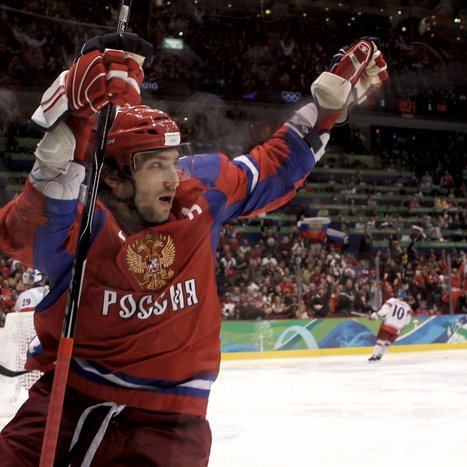 Russian Olympic Hockey Team 2014: Everything You Need to Know for Sochi ... - Bleacher Report | Hockey | Scoop.it