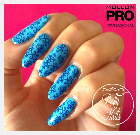 Betty Nails: Mollon Pro 189 Attitude | Betty Nails | Scoop.it