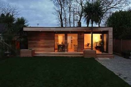 Sustainable Prefab Garden Home by in.it.studios | sustainable architecture | Scoop.it
