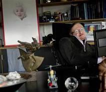 Cosmic Log - What mystifies Dr. Hawking? Women | Kickin' Kickers | Scoop.it