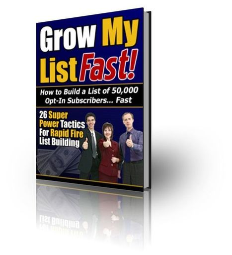 Grow My List Fast (MRR)   Triple Click Products And Auction   Scoop.it