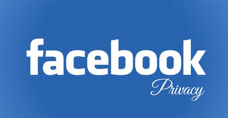Facebook Privacy: come proteggere i propri dati | Social Media Marketing Consigli | Scoop.it