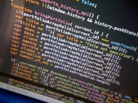 Taking A Look At The Future: Web IDEs and Online Coding Tools | jqjqjq | Scoop.it