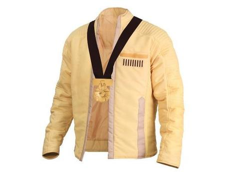 Got Spare Cash? You Can Buy This Luke Skywalker Jacket With Yavin Medal   Gadgets I lust for   Scoop.it