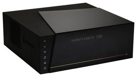 La Box by Numericable : une mise à jour cosmétique et corrective | Les actus high tech | Scoop.it