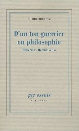La querelle Habermas - Derrida analysée par Pierre Bouretz | Archivance - Miscellanées | Scoop.it