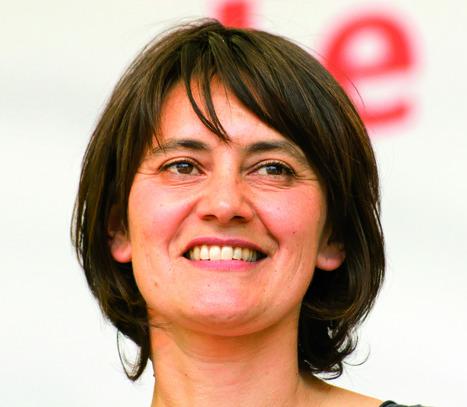 Nathalie Arthaud répond au questionnaire sur la condition animale | Politique & animaux | Scoop.it