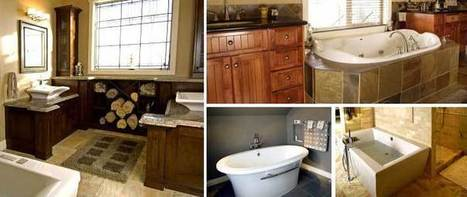 Transitional home renovations Style in calgary | Bathroom Designs | Scoop.it