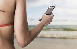 Las ventajas de seguir conectado al 'email' en vacaciones - El Confidencial | viajes de negocios | Scoop.it