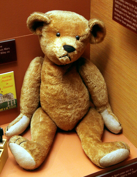 The Origin of the Teddy Bear | Radio Show Contents | Scoop.it