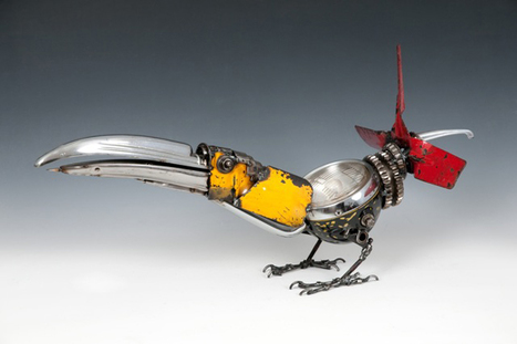 James Corbett - Sculptor - | digital art and media | Scoop.it